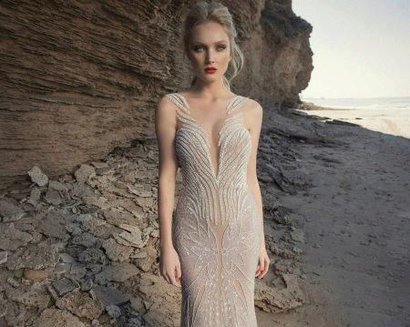 Элитные свадебные платья: лучшие бренды и коллекции (77 фото)