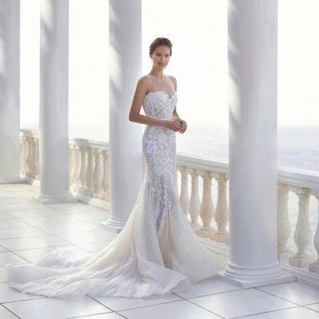Элитное свадебное платье от Pronovias