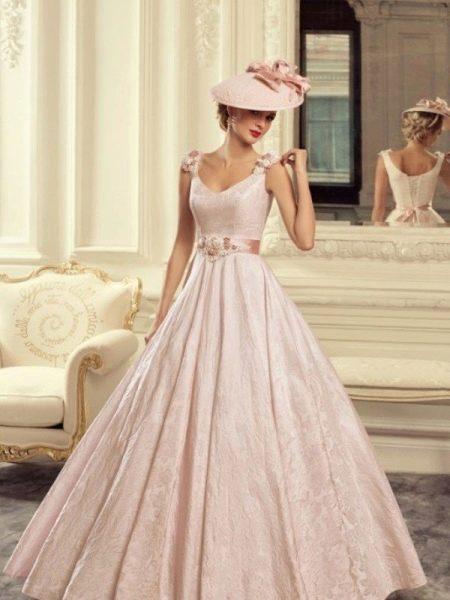 Винтажное свадебное платье от Татьяна Каплун