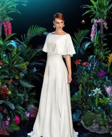 Пример рукава свадебного платья