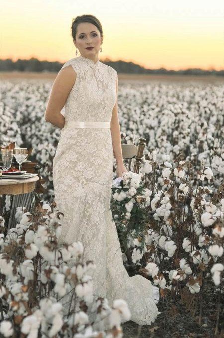 Свадебное платье от Ugo Zaldi