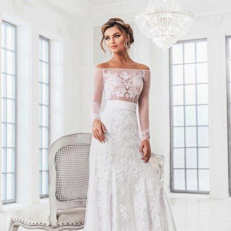 Свадебное платье от Анны Богдан