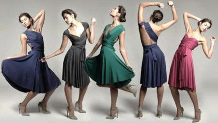 Платье-трансформер от Лидия Сильвестра