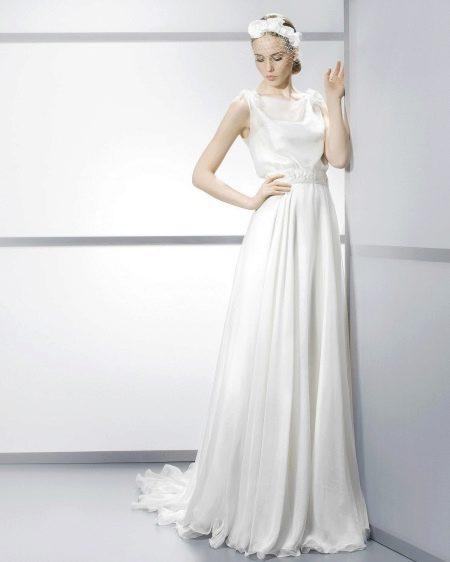 Свадебное платье от Jesus Peiro в стиле рустик