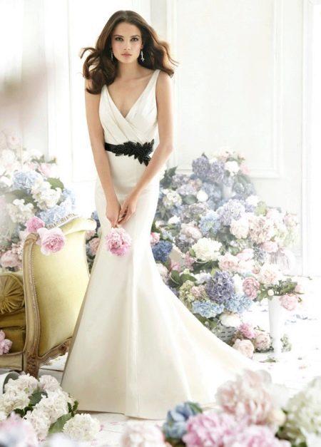 Свадебное платье русалка для взрослых невест