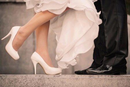 Свадебная обувь для венчания