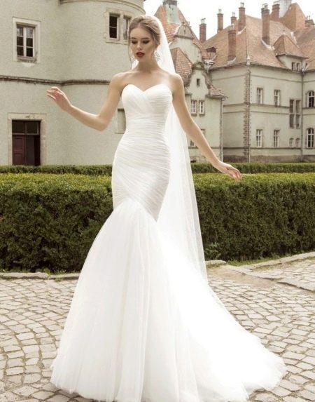 Свадебное платье от Armonia русалка
