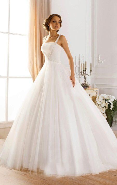 Свадебное платье пышное от Naviblue Bridal