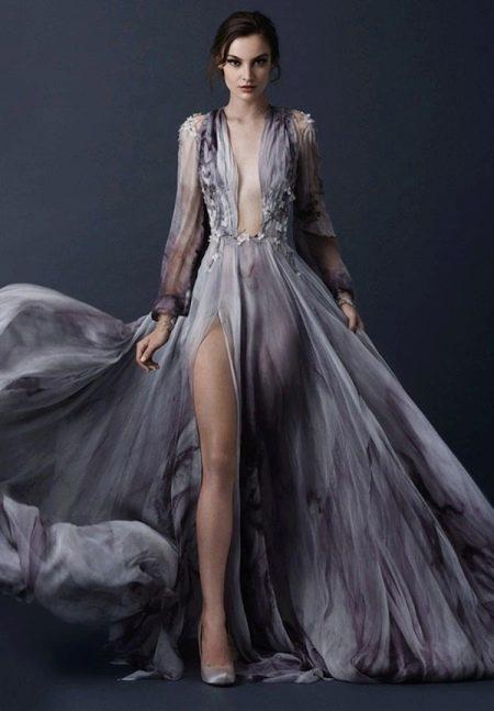 Свадебное платье из коллекции Paolo Sebastian