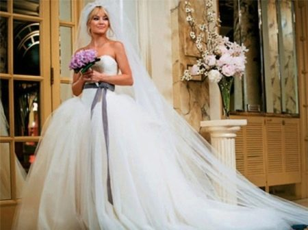"""Пышное свадебное платье из """"Война невест"""""""