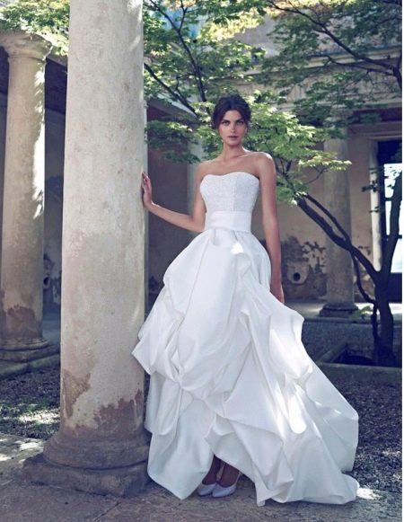 Свадебное платье от Giuseppe Papini