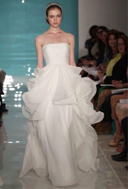 Свадебное платье от дизайнера Reem Acra
