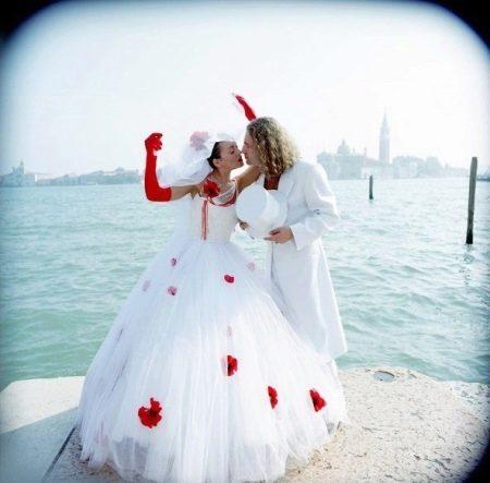 Свадебное платье - Анжелика Варум