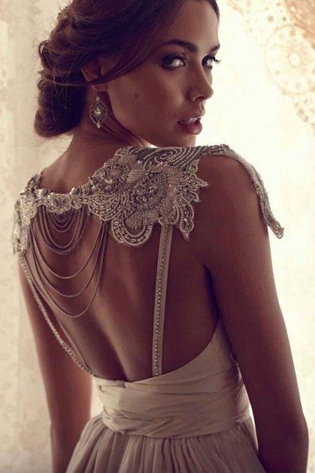 """Свадебное платье из коллекции """"Gossamer"""""""