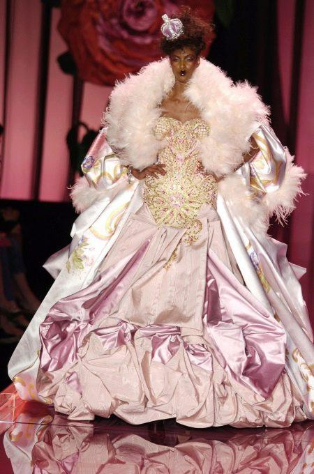 Свадебное платье от Диора