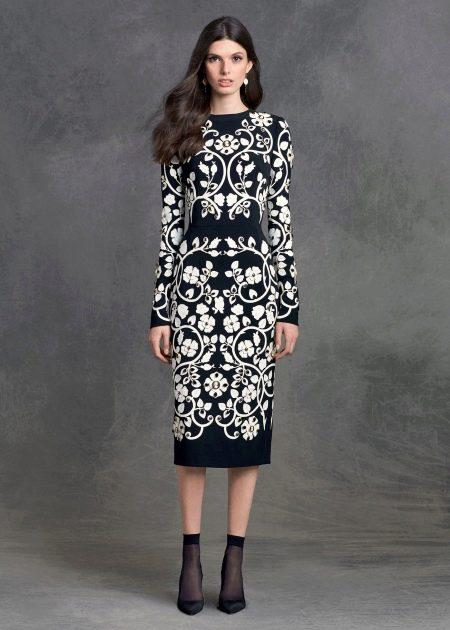 Вечернее платье от Dolce&Gabbana миди