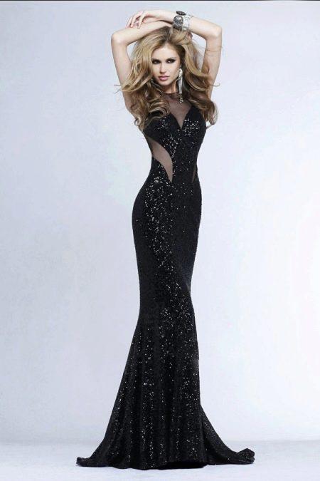 Вечернее платье от Faviana 2015