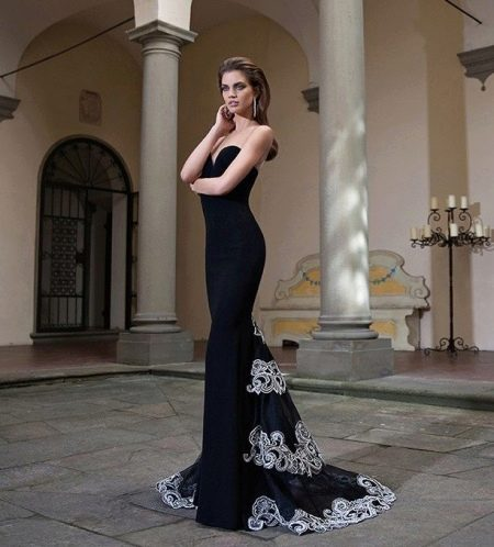 Вечернее платье русалка от Зухаира Мурада
