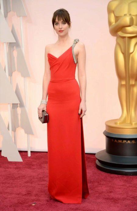 Вечернее платье для красной дорожки