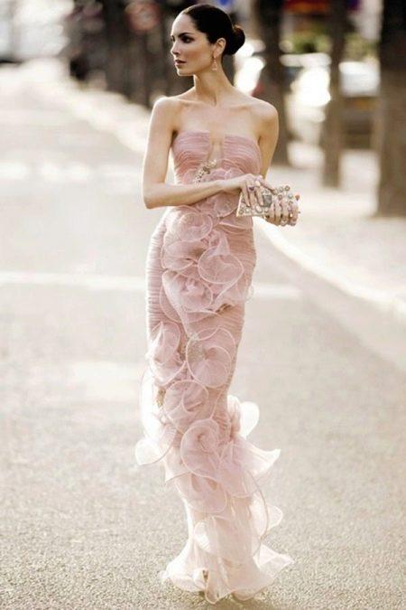 Эксклюзивное платье от Армани