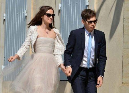 Свадебное платье Киры Найтли