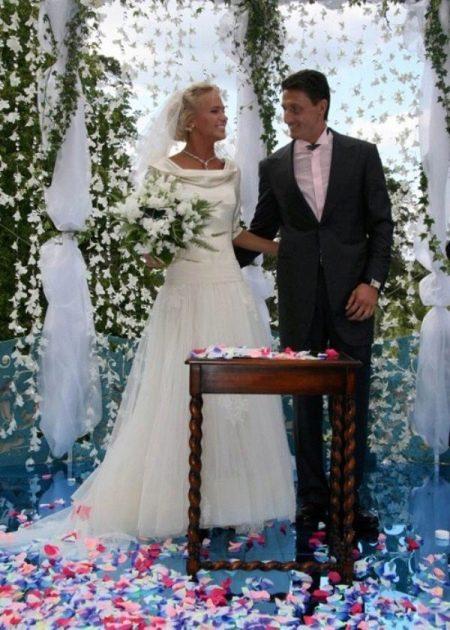 Свадебное платье Глюкозы