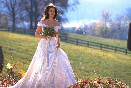 Свадебное платье из фильма