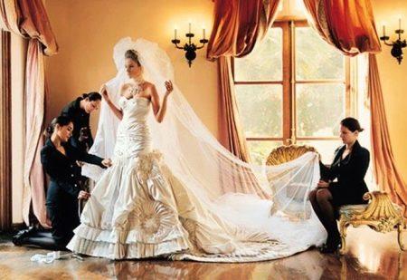 Свадебное платье Мелани Кнаус