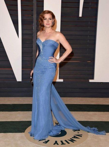 Звездное вечернее платье 2015