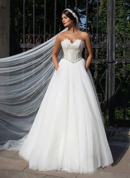 Свадебное платье Афина от Crystal Design