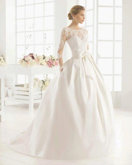 Свадебное платье от Аир Барселона