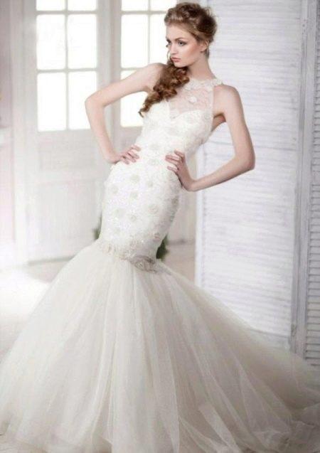 Пышное свадебное платье из коллекции тайные желания