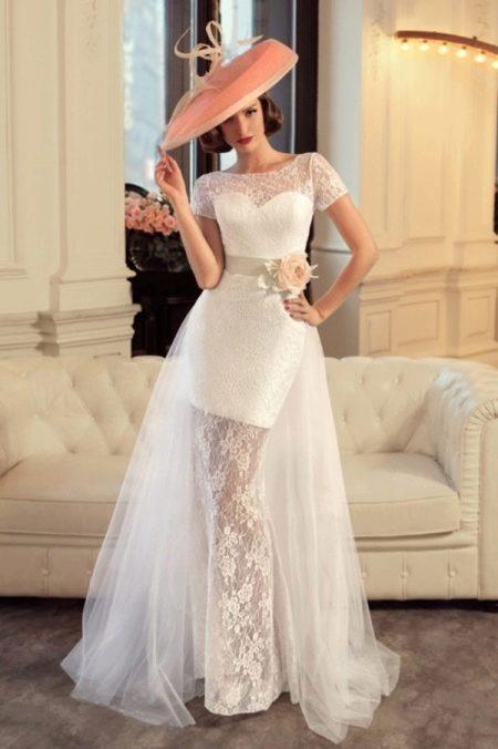 Свадебное платье из коллекции Джаз
