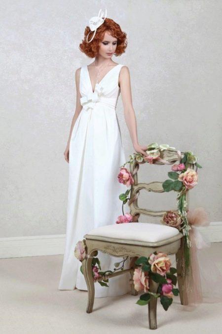 Свадебное платье из коллекции Цветочная феерия