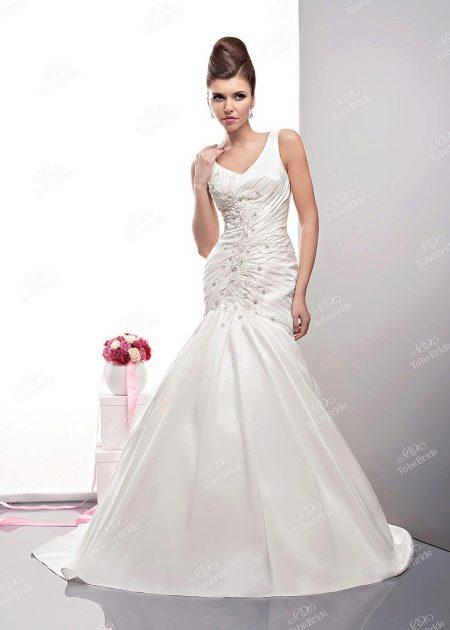 Свадебное платье от To Be Bride 2013 русалка