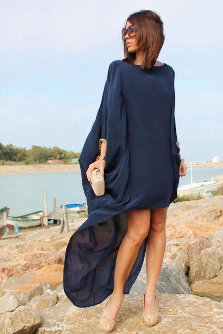 Вечернее платье балахон для женщин 40 лет.