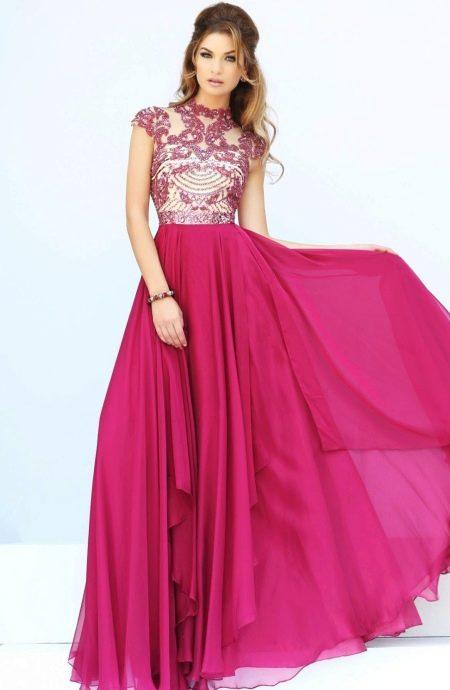 Платье вечернее на выпускной от шерри Хилл