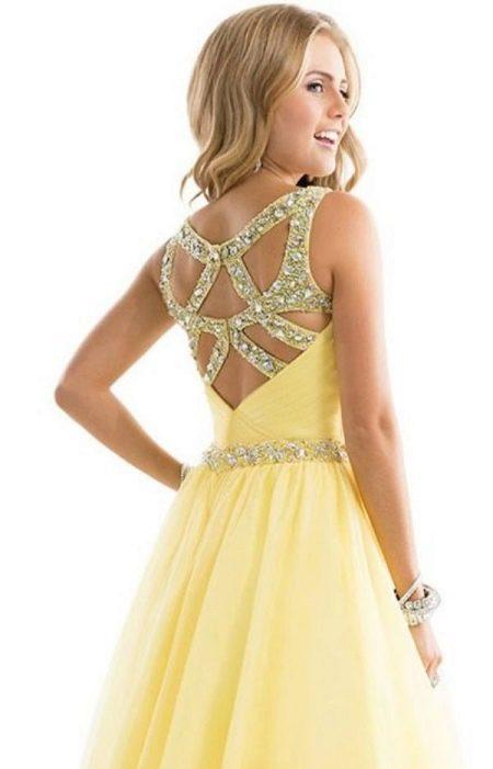 Платье с открытой спиной вечернее на выпускной