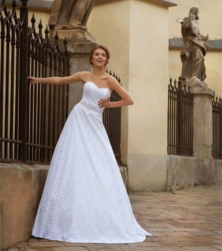 Платье свадебное из коллекции Оскар от Армонии