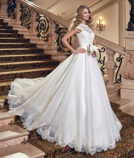 Свадебное платье от Евы Уткиной