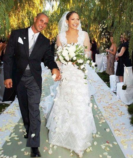 Свадебное платье дженифер лопес