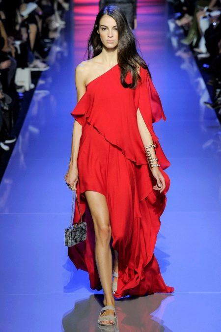 Вечернее платье от Эли Сааб