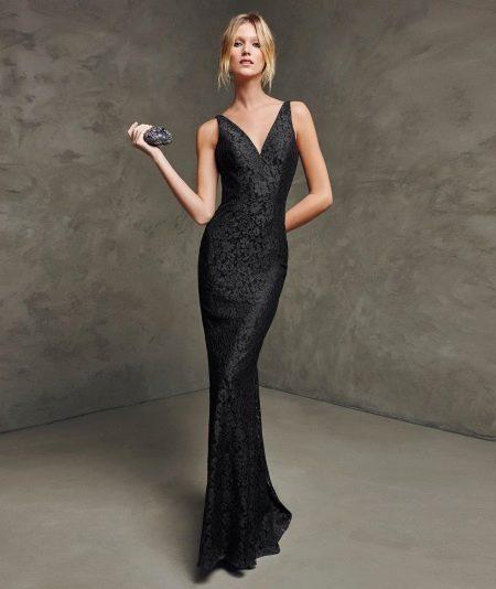 Вечернее платье от Проновиас