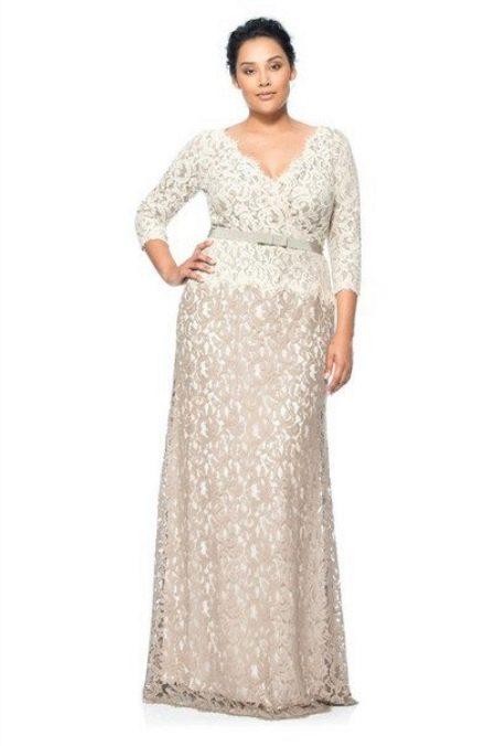 c1771ccf6b4 Вечернее платье большого размера