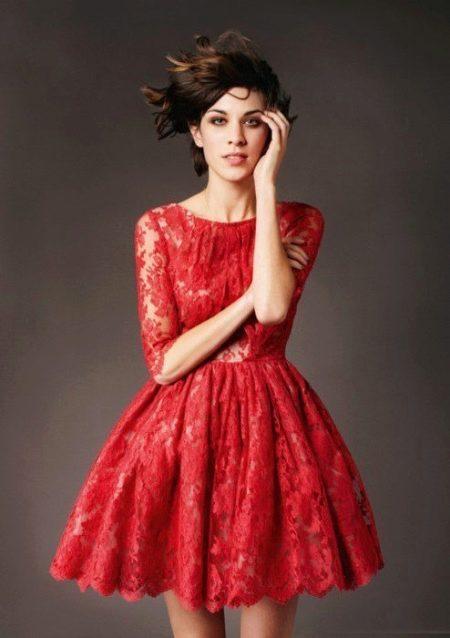 Вечернее платье на день рождения для клуба