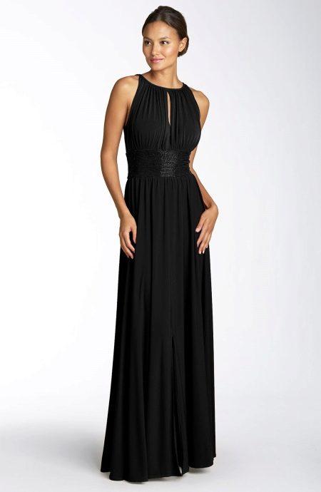 Вечернее платье в греческом стиле своими руками