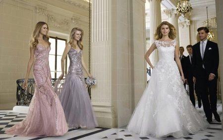 Свадебные и вечерние платья от Проновиас
