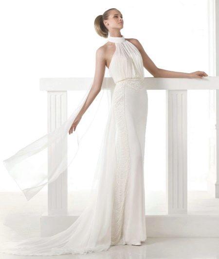 3c35bd50cdf Свадебные платья Pronovias  лучшие модели от Проновиас (80 фото)