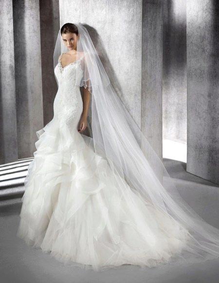 Свадебное платье от бренда San Patrick