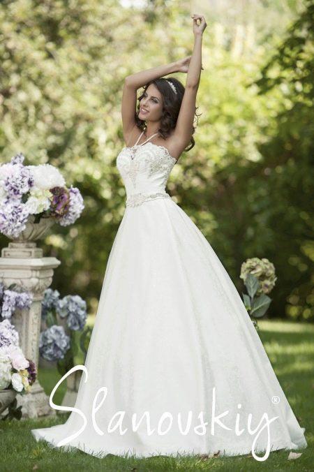 Свадебное платье от Слановского